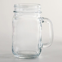 Country Jar Glasses, Set of 2 | World Market