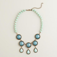 Blue and Green Statement Necklace | World Market