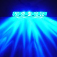 Logisys 5-LED Lazer Light Kit - BLUE