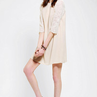Little White Lies Avril Lace Collar Tunic