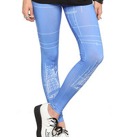 Doctor Who Dalek Leggings Pre-Order | Hot Topic