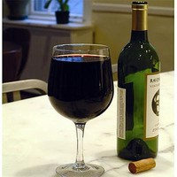 Extra Large XL Glass of Wine: Holds An Entire Bottle! - Whimsical &amp; Unique Gift Ideas for the Coolest Gift Givers