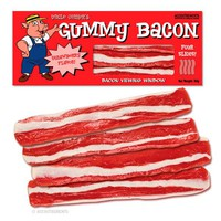 Gummy Bacon - Whimsical & Unique Gift Ideas for the Coolest Gift Givers