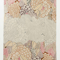 Mutabilis Rug by Anthropologie Raspberry
