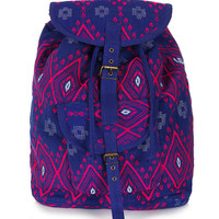 Diamond Jacquard Backpack - New In This Week - New In - Topshop