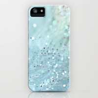 *** GLITTER FEATHERD ****iPhone &amp; iPod Case by SUNLIGHT STUDIOS