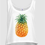 Fresh Pineapple Tank Crop Top