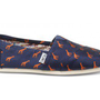 Embroidered Giraffe Women's Classics | TOMS.com