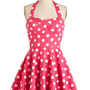 Traveling Cupcake Truck Dress | Mod Retro Vintage Dresses | ModCloth.com