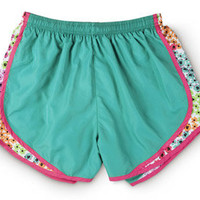 Garden Party Running Shorts