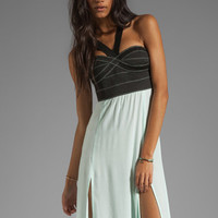 This is a Love Song Boulevard Dress in Clearwater from REVOLVEclothing.com