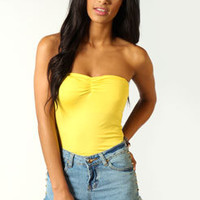 Lola Long Bandeau Top