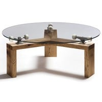 Three Sixty Table - Coffee Tables - Occasional Tables  - Living