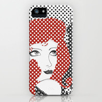 Paris ReadHead iPhone & iPod Case by Belle13