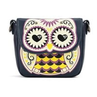 Owl Grphic Shoulder Bag - OASAP.com