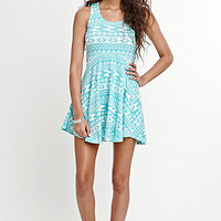 Kirra Sleeveless Back Lace Up Dress at PacSun.com