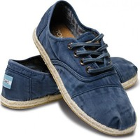 Cordones - Blue Ceara Women&#x27;s Cordones | TOMS.com