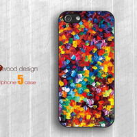 abstract colors  iphone 5 case rubber iphone 5 cases hard iphone 4 4s cover unique case design