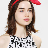 Urban Outfitters - Urban Renewal Bandana Bow Headband