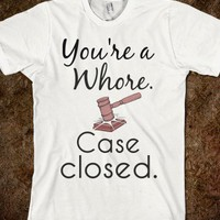 Case Closed - Mermaid in Disguise - Skreened T-shirts, Organic Shirts, Hoodies, Kids Tees, Baby One-Pieces and Tote Bags
