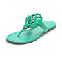 Tory Burch Miller Patent Sandals | SHOPBOP