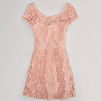 AE Floral Lace Dress | American Eagle Outfitters