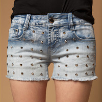 Low Waist Jeans Shorts for Women