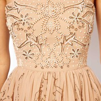 Needle &amp; Thread Ornate Prom Dress