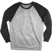 Barnabas Clothing - Colorblock Crew Sweatshirt