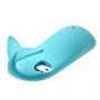 Blue Whale Silicon Phone Case For iPhone5:Amazon:Cell Phones &amp; Accessories