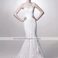 Beach Bridal Gowns,Beach Wedding Dress