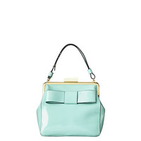 Orla Kiely - Patent Leather Holly Bag