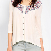Urban Outfitters - Ecote Catch The Wind Top