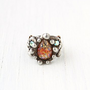 Free People Filagree Stone Ring