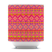 "Nika Martinez ""Mexicalli"" Shower Curtain 
