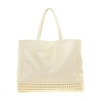 ASOS Studded Shopper Bag
