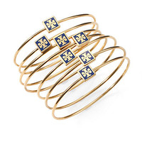 Tory Burch - Enameled Bracelet