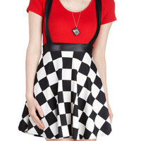 Check It, Mate Skirt | Mod Retro Vintage Skirts | ModCloth.com
