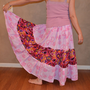 3 Tiered prairie skirt