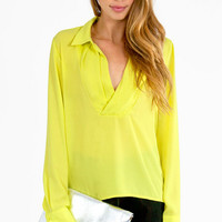 Open Vixen Blouse $29