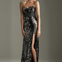 Night Moves 6239 at Prom Dress Shop