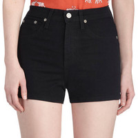 Tandem Tour Shorts in Black