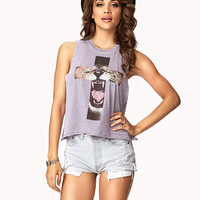 Roaring Lion Muscle Tee