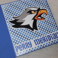 Custom 9x9 School or Team Scrapbook Photo Album