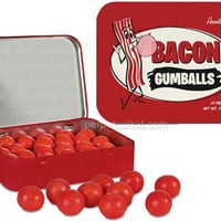BACON GUMBALLS
