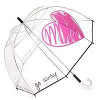 Felix Rey Rain Rain Go Away Clear Umbrella | Bloomingdale&#x27;s