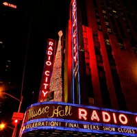 New York City - Radio City Music Hall 001 Photograph by Lance Vaughn - New York City - Radio City Music Hall 001 Fine Art Prints and Posters for Sale