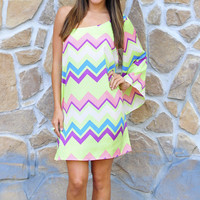 Put Me In Pastels Dress: Multi | Hope's