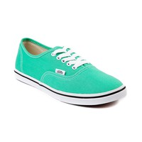 Vans Authentic Lo Pro Skate Shoe, Mint Leaf  Journeys Shoes