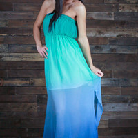 Just Add Watercolor Maxi